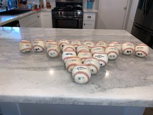 Professional baseballs for Sale in Glendora, CA