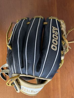 Wilson A2000 DP15 Baseball Glove 1 season old for Sale in Millersville, MD