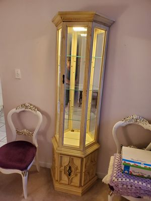 Curio Cabinet for Sale in Wexford, PA