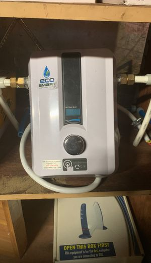 Compact water heater, never installed, $250 for Sale in San Antonio, TX