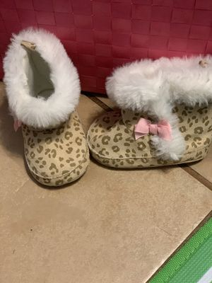 Baby girl boots for Sale in Colorado Springs, CO