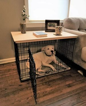 Dog crate cage 30 x 19 for Sale in Richboro, PA