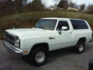 1992 Dodge Ramcharger for Sale in Morristown, TN