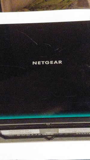 Netgear R6100 AC1200 867 Mbps Wifi 5-Port 10/100 Wireless AC Router for Sale in West Valley City, UT