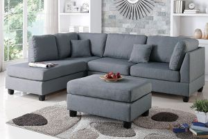 Phillip Collection 3 PCS Sectional Sofa- available in 3 colors $579.00 Super sale! In stock! Limited time offer! Free delivery 🚚 for Sale in Ontario, CA