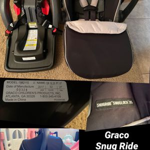 Graco car seat for Sale in Laveen Village, AZ