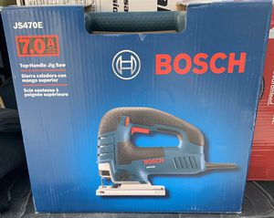 Bosch 7 amp Top Handle Jig Saw for Sale in Woodstock, GA