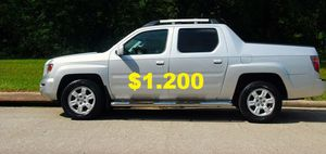 $12OO Selling 2007 Honda Ridgeline RTS, Running Like new for Sale in Anaheim, CA
