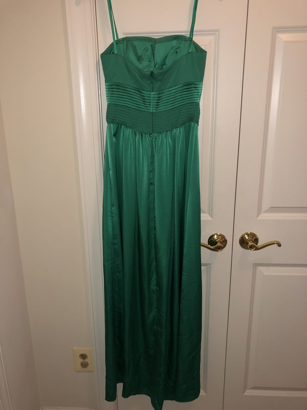 BCBG Satin Prom/Formal Dress