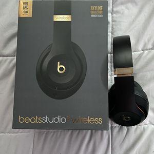 Beats studio 3 Midnight Edition for Sale in Hampden, MA