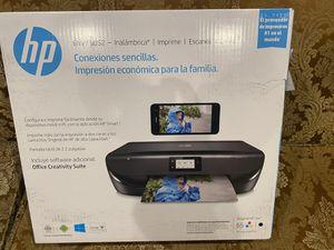 HP ENVY PRINTER 5052 for Sale in Alexandria, VA