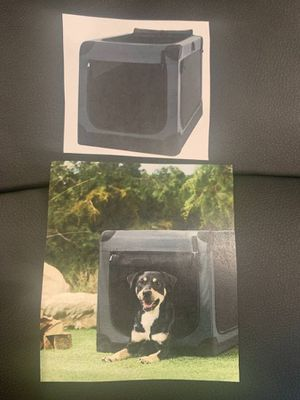 Soft Dog Crate - New for Sale in Irvine, CA