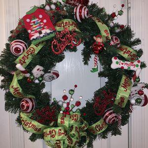 Christmas Wreath for Sale in Tucson, AZ