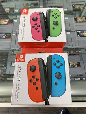 Nintendo joycon $55 each Gamehogs 11am-7pm for Sale in Monterey Park, CA