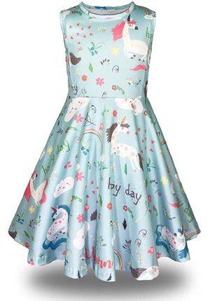 Size 8 unicorn party dress for Sale in Yorba Linda, CA