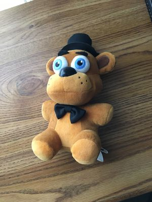 Plush ( Freddy) official for Sale in Pasadena, TX