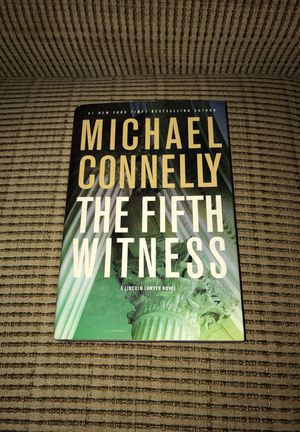 The Fifth Witness by Michael Connelly for Sale in Phoenix, AZ