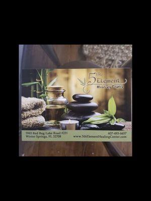 5th Element Spa Couples Massage for Sale in Orlando, FL
