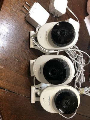 Samsung SNH-E6413BN SmartCam HD WiFi IP Cameras for Sale in Lynnwood, WA