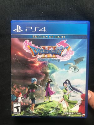 Dragonquest XI : Echoes of an Elusive Age PS4 GAME for Sale in San Diego, CA