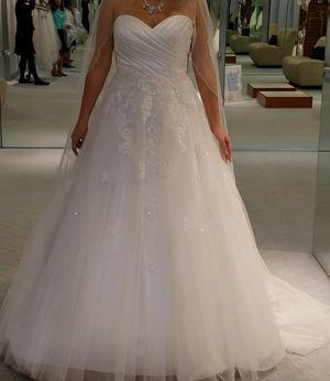 Alfred Angelo Wedding Dress for Sale in Port Richey, FL