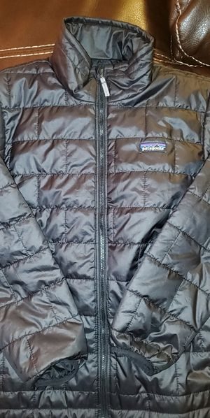 "Patagonia nanopuffer jacket large ""12"" for Sale in San Jose, CA"