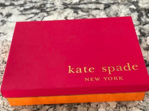 Kate Spade Raylan rain boots Black for Sale in Toms River, NJ