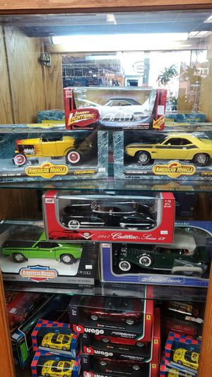 Black Friday sale! 20% off die cast cars and trucks for Sale in Phoenix, AZ