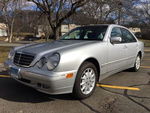 2002 Mercedes-Benz E320 4Matic ONLY 56k miles for Sale in Meriden, CT