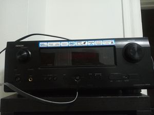 Stereo system with speakers. for Sale in Harrison, NJ