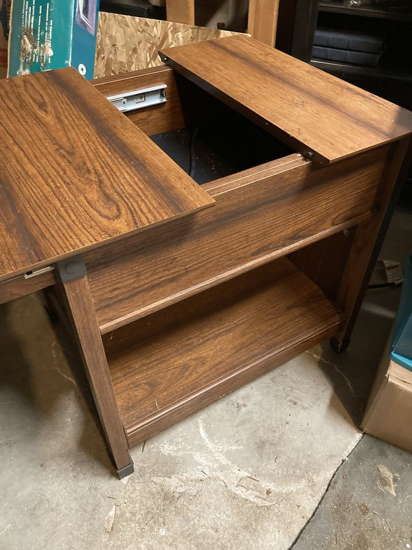 End Table/Media Table