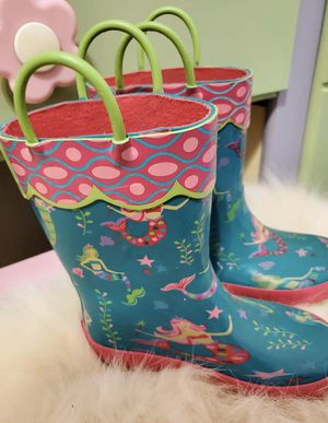 Girl water boots for Sale in Waxahachie, TX