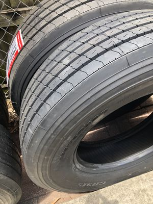 Brand New Trailer Tires / Low pro 22.5 for Sale in Miami, FL