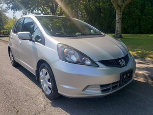 2012 HONDA FIT SPORT AUTOMATIC TRANSMISSION 4CYL LOW MILES SPORT for Sale in Portland, OR
