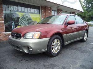 2003 Subaru Legacy Sedan for Sale in Naugatuck, CT