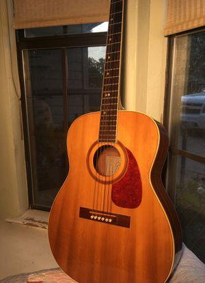 1960's Goya Guitar model T 16 vintage acoustic guitar for Sale in Dallas, TX
