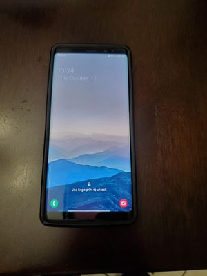 Note 8 unlock for Sale in Virginia Gardens, FL