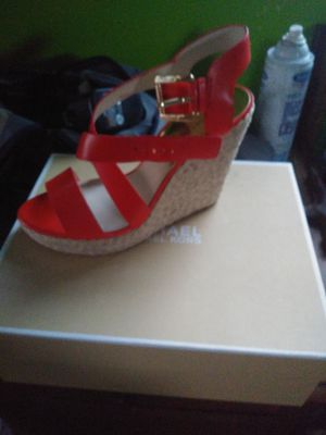 Michael Kors Giovanna Wedges for Sale in San Jose, CA
