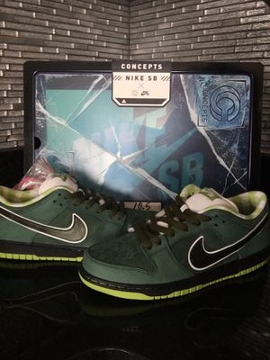 Nike Sb Green Lobster size 10.5 for Sale in Springfield, VA