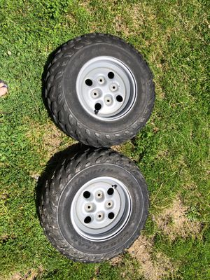 Arctic cat front rims, best offer for Sale in Newburgh, IN