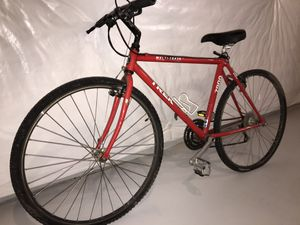 """Trek 7900 Multi-Track 19"""" Red Mountain Bike-Easton ProGram 6000 Series Frame for Sale in Benson, IL"""