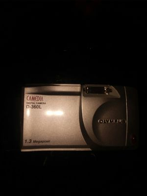 Olympus digital camera D-360l for Sale in Hanover, PA