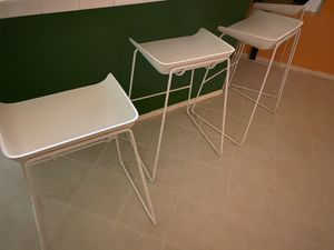 Steel bar stools for Sale in Austin, TX