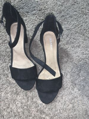 Black heels for Sale in Farmers Branch, TX