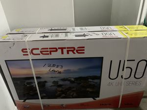 50 inches Tv Brand New In The Box for Sale in Detroit, MI