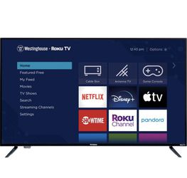 """Westinghouse- 50"""" 4K TV Brand New for Sale in Columbia,  MO"""