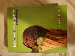 Intermediate Algebra 9th Edition for Sale in Anaheim, CA