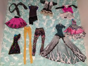 Monster High Doll clothes for Sale in Tacoma, WA