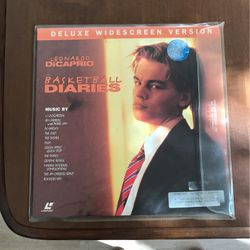 Basketball Diaries LASER DISC for Sale in Milwaukie,  OR