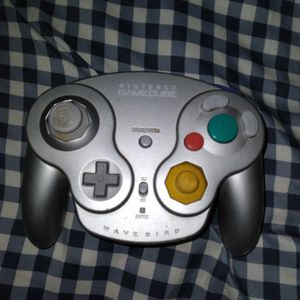 Nintendo Game Cube Wave Bird With Cover No Dongle for Sale in Monrovia, CA